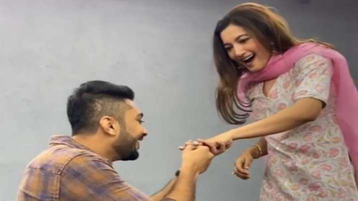 Here's what Gauahar Khan's rumoured beau Zaid Darbar has to say after knowing Eijaz Khan likes her