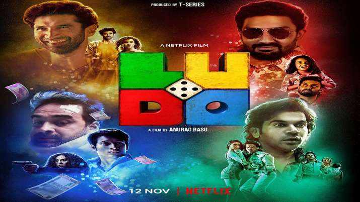 Ludo Trailer, Abhishek Bachchan, Rajkummar Rao