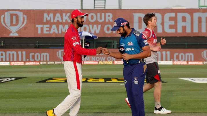 Live Score Mumbai Indians vs Kings XI Punjab IPL 2020: MI look to seal Playoffs berth
