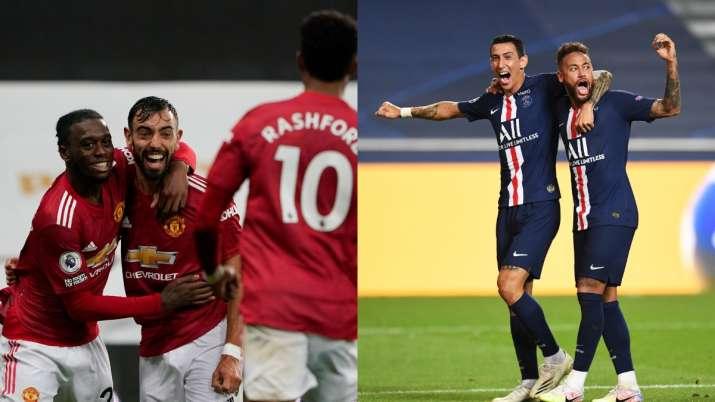 Live Streaming Champions League Paris Saint-Germain vs Manchester United: Watch PSG vs MAN U live fo