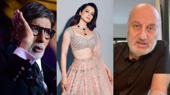 Mumbai Power Cut: Big B, Kangana to Anupam Kher, Bollywood celebs react after electricity goes off