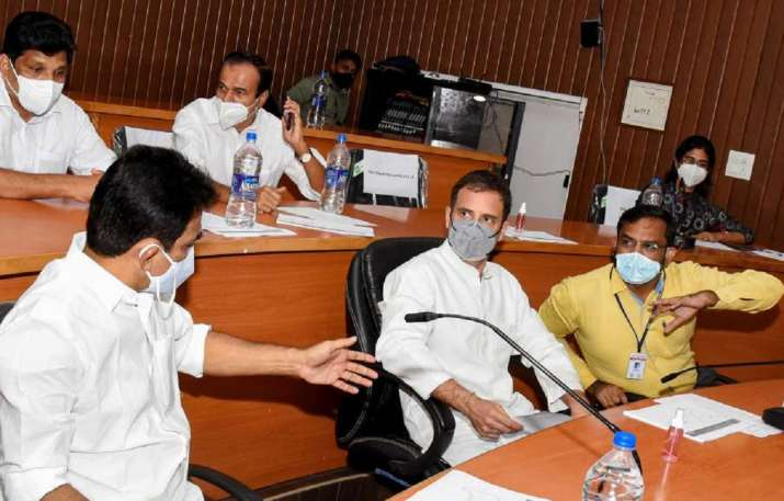 Unfortunate, I don't appreciate it: Rahul Gandhi disapproves of Kamal Nath's 'item' remark