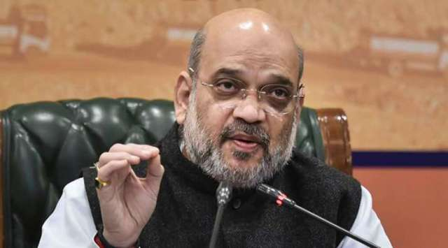 Union Minister Amit Shah