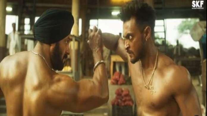 एंटी टीज़र आउट: यह महेश मांजरेकर की फिल्म में आयुष शर्मा के खिलाफ सलमान खान है।  वीडियो देखेंा