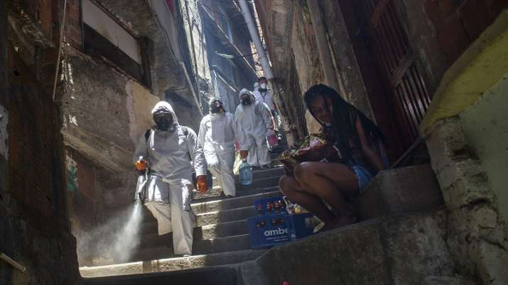 India Tv - A pandemic atlas: How COVID-19 took over the world in 2020