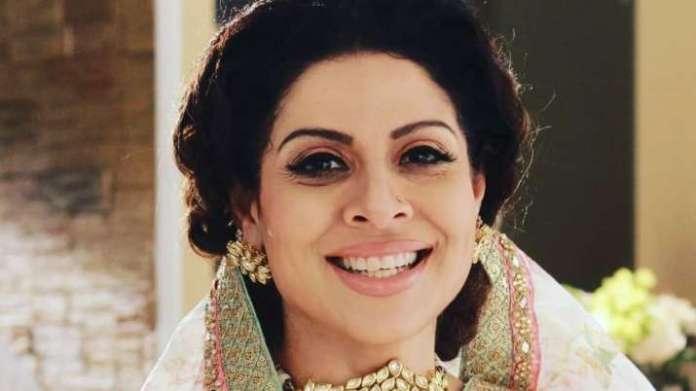 tannaz 1609247331 अभिनेत्री तनाज ईरानी कोविद -19 से वापस आती हैं