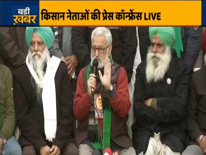 Kisan union on supreme court,Farmers' Protest LIVE Updates,sc hearing on farmers protest