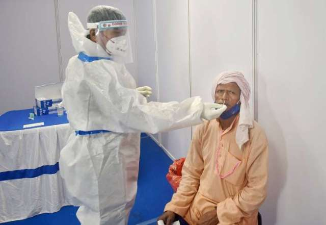 India records 15,590 new COVID-19 cases, 191 deaths in a day; recovery rate rises to 96.53%