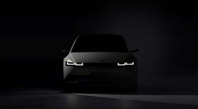 Hyundai teases 1st all electric car IONIQ 5, arrives in Feb