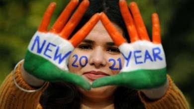 President Kovind, PM Modi greet nation on New Year 2021