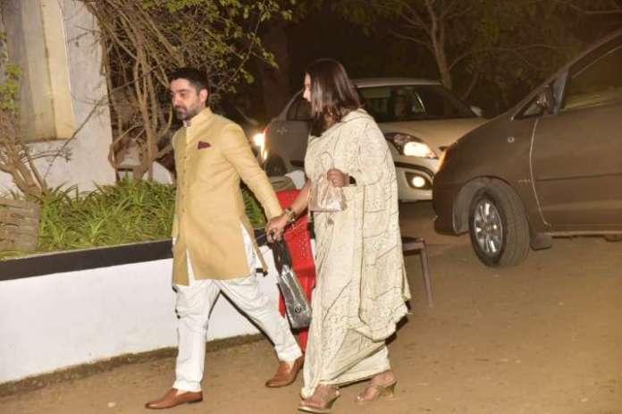 India Tv - Guests arrive at Varun & Natasha's big fat Punjabi wedding