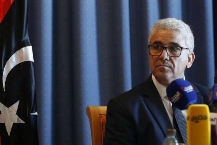 Libyan interior minister Fathi Bashagha, Fathi Bashagha motorcade attacked, interior minister Fathi