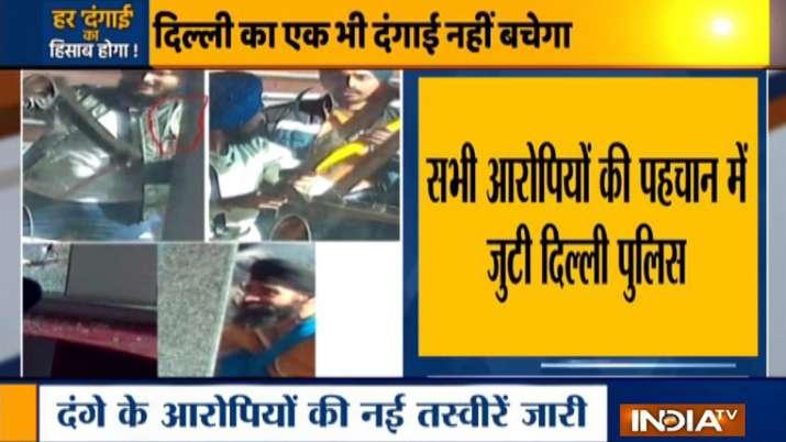 red fort violence, delhi police