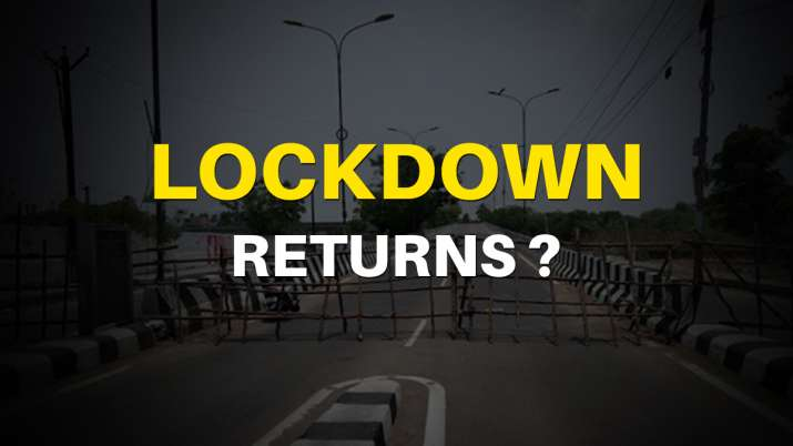 Lockdown Returns Govt 3-Day Lockdown News Latest What's The Truth   India  News – India TV