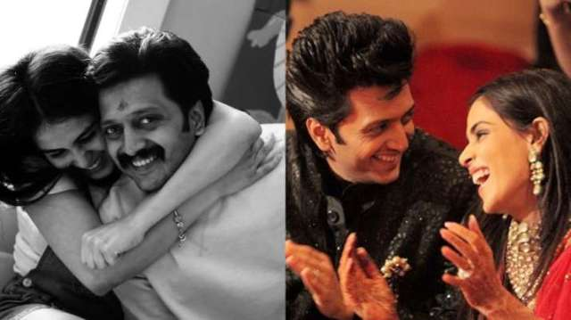 Riteish Deshmukh, Genelia D'Souza's 9th wedding anniversary: Couple champions real meaning of 'love'