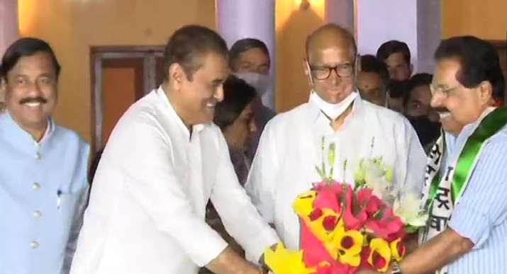 PC chacko, PC Chacko joins NCP, PC Chacko NCP, congress