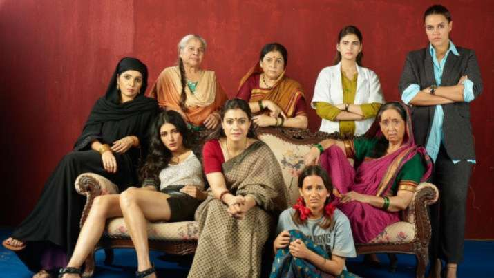 Kajol looks back at 'Devi' as short film turns one