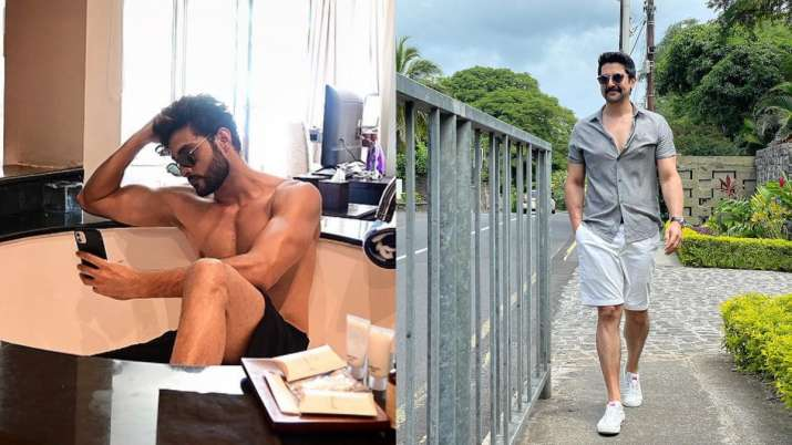 'Special Ops 1.5' star casts Aadil Khan, Aftab Shivdasani are enjoying their vacation out of India