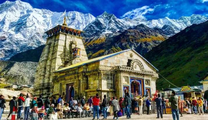 Uttarakhand government suspends Char Dham Yatra