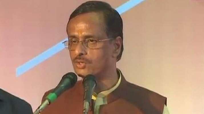 Uttar Pradesh Dy CM Dinesh Sharma hospitalised days after testing COVID positive