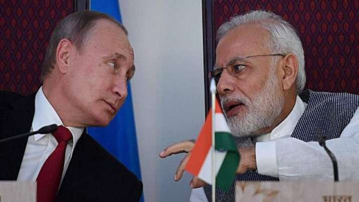 PM Modi calls Russian President Putin, thanks him for extending support to India's Covid war
