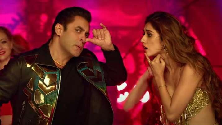 Salman Khan, Disha Patani's Radhe song 'Seeti Maar' breaks records, mints 30 mn views in 24 hrs