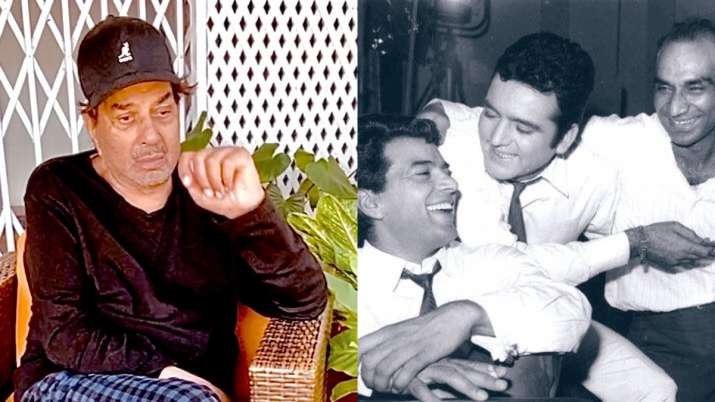 Dharmendra is 'a loner living with the remembrance of those touching memories'