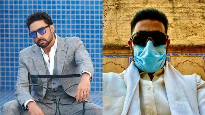 Abhishek Bachchan responds to Twitter user telling him to 'do more than send virtual hugs'