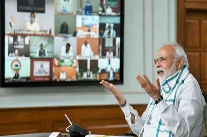 प्रधानमंत्री मोदी, वीपी वेंकैया नाडु सीवीडी -19 स्थिति पर विभिन्न राज्य राज्यपालों के साथ विचारों का आदान-प्रदान करेंगे।