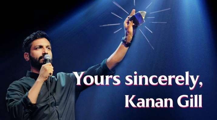 India Tv - Yours Sincerely, Kanan Gill
