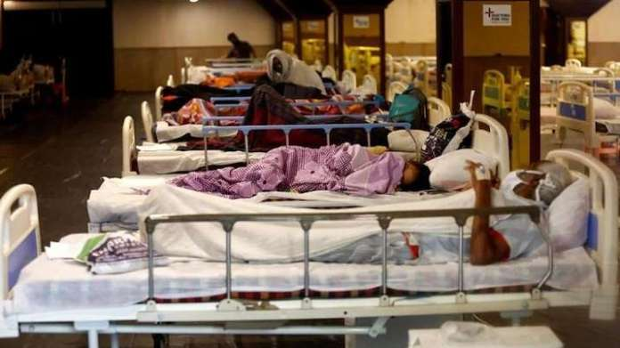 Delhi records 412 COVID-19 fatalities, highest in a day so far; 22,933 new cases | Latest News Live | Find the all top headlines, breaking news for free online May 2, 2021