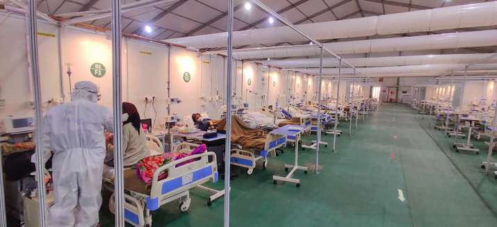 DRDO dedicated hospital with 500 beds in Lucknow