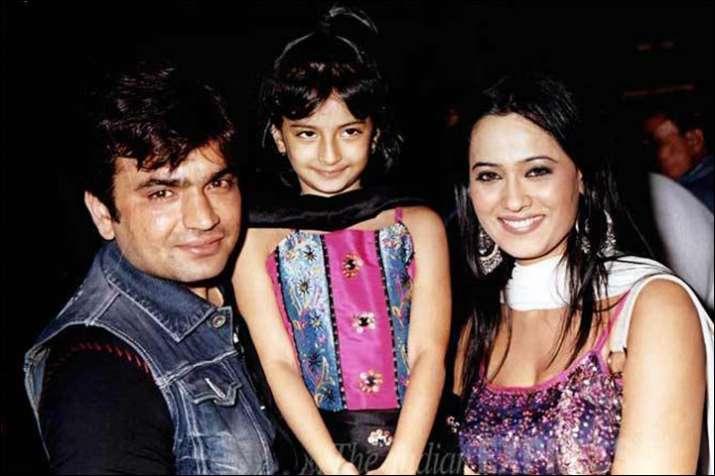 India Tv - Shweta with Raja and Palak
