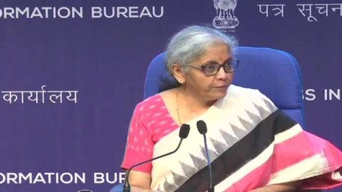 niramal sitharaman, nirmala sitharaman press conference, relief package, economic package, covid 19,