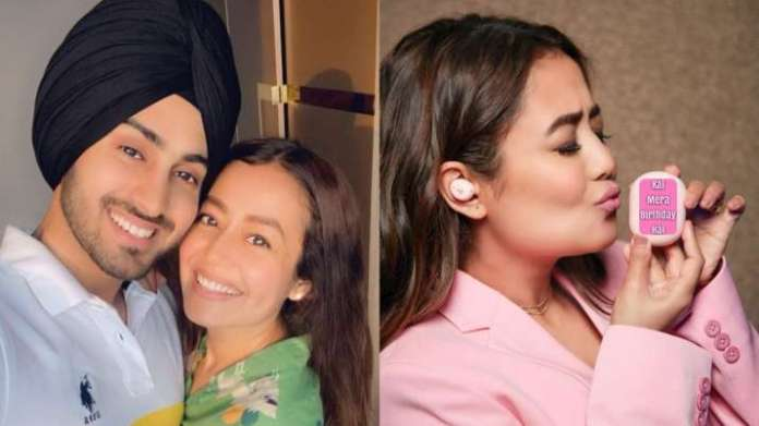 Rohanpreet Singh's Insta post on wife Neha Kakkar's birthday: You are forever mine, Nehu my queen!