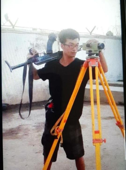 India Tv - Chinese engineers working in CPEC, carry AK-47s days after attack in Khyber Pakhtunkhwa