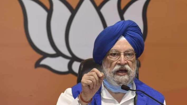 Hardeep Singh Puri, a former diplomat, said the focus of