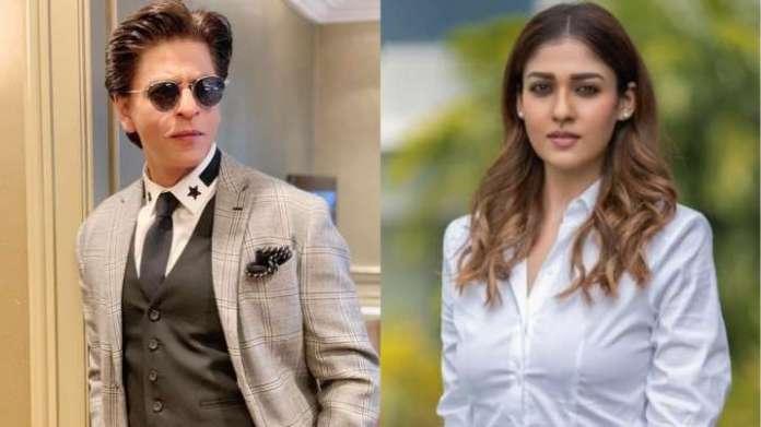 pjimage 2021 07 21t154813 1626862699 एटली की आने वाली हिंदी फिल्म में शाहरुख खान के साथ नजर आएंगी नयनतारा?