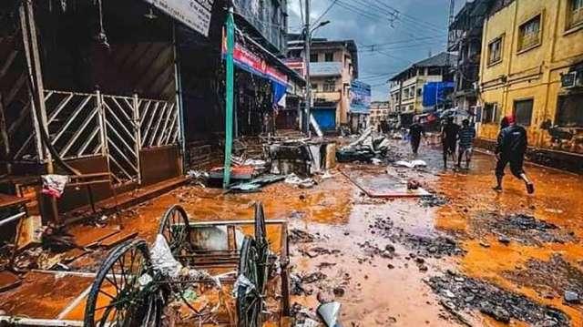 इंडिया टीवी - महाराष्ट्र में बाढ़, महाराष्ट्र में बारिश, रायगढ़
