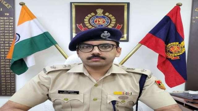 हर्षवर्धन, भर्ती घोटाला, अरुणाचल आईपीएस