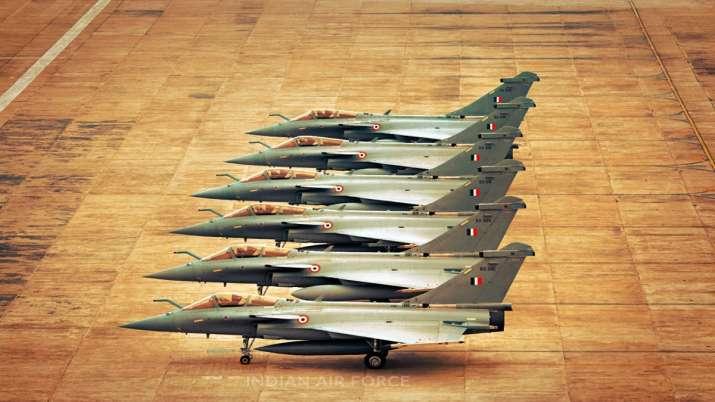 India Tv - IAF, Elephant walk, azadi ka amrit mahotsav celebrations with 75 aircrafts