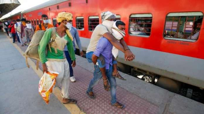 India Tv - Special Trains for Migrants