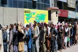 Afghan central bank urges people to use local currency
