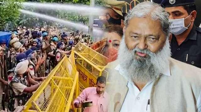 करनाल किसानों का विरोध, करनाल ताजा खबर