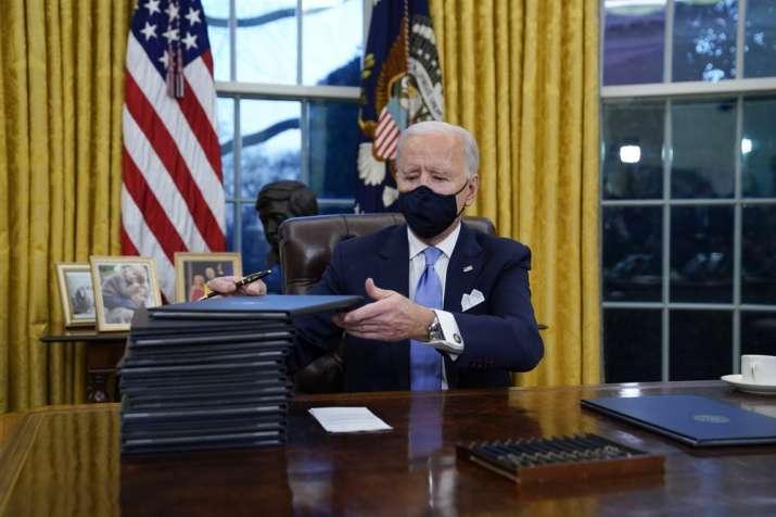 'Can't predict when': White House on Joe Biden calling