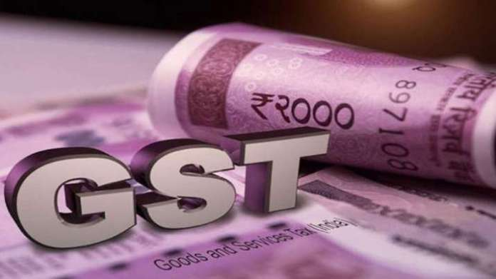 gst collection in august