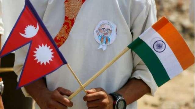 भारत, नेपाल, भारत नेपाल