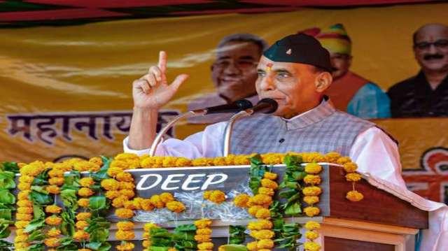 Rajnath Singh, participation, Shaheed Samman Yatra, poll bound Uttarakhand, October 24, latest natio
