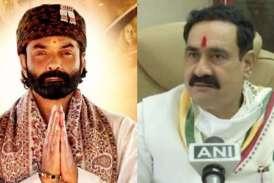 After Bajrang Dal vandalises Ashram 3 sets, MP Minister says, 'New guidelines to be drafted for film shoots'