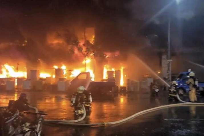 Kaohsiung, Fire, death toll, dozens injured, southern Taiwan, latest international news updates